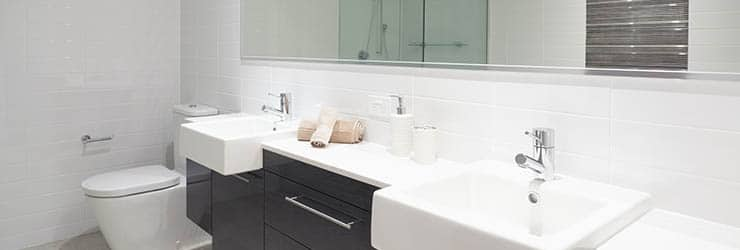 Salle de bains moderne Bruxelles